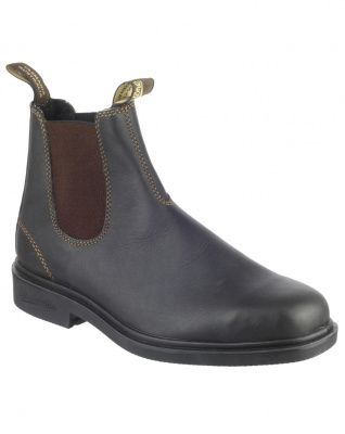 Blundstone 062 Dress Boot in Heritage Stout Brown