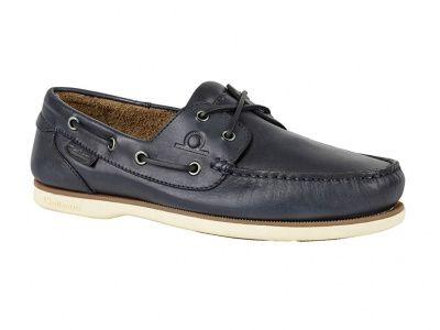 Chatham Newton Deck Shoes in Navy