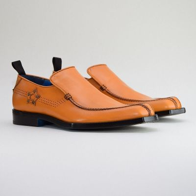 Twisk Swindler Loafer in Sunburst Yellow