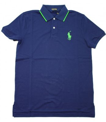 Ralph Lauren Pro Fit Polo in French Navy