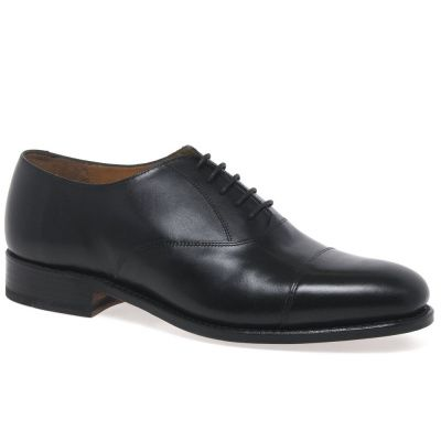 Barker Luton Oxford in Black