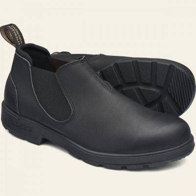 Blundstone 2039 Chelsea Shoe in Black
